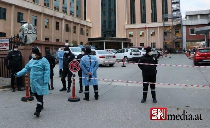 Gaziantep'te hastanede oksijen tüpü patladı! Can kaybı sayısı 10'a yükseldi
