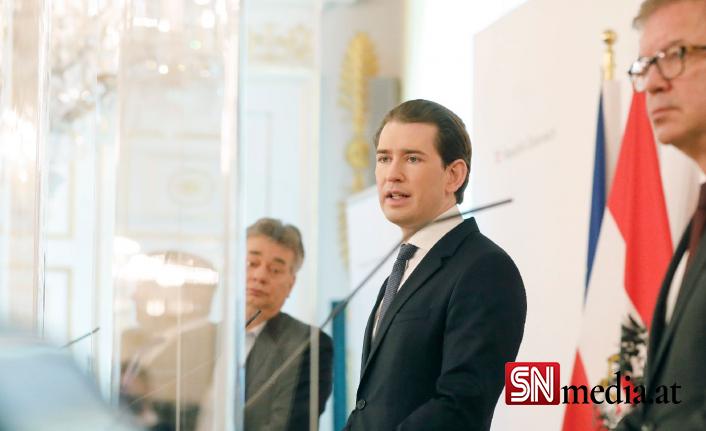 Sebastian Kurz açıkladı: Avusturya 26 Aralık'ta tekrar kapanıyor!