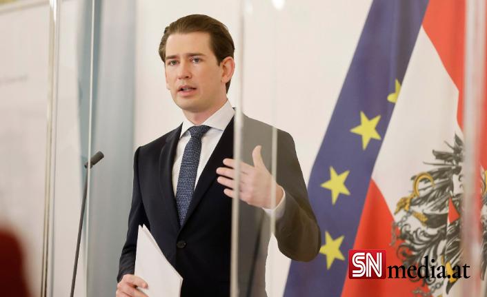 Sebastian Kurz duyurdu: Avusturya'da ilk aşı Viyana tıp fakültesinde yapılacak