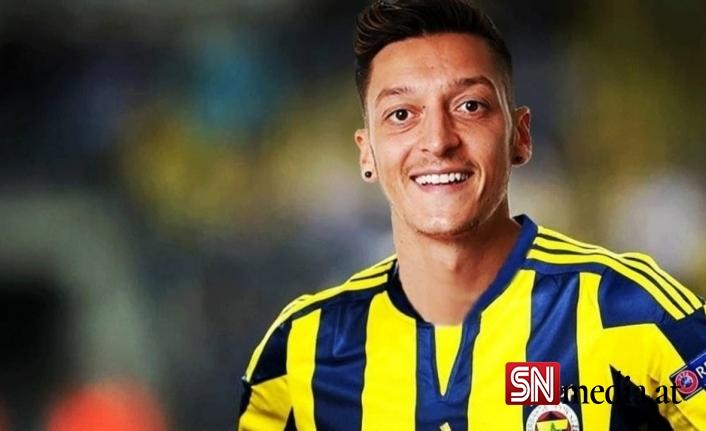 2021'in transfer bombası patlıyor: 'Mesut Özil Fenerbahçe ile anlaştı'