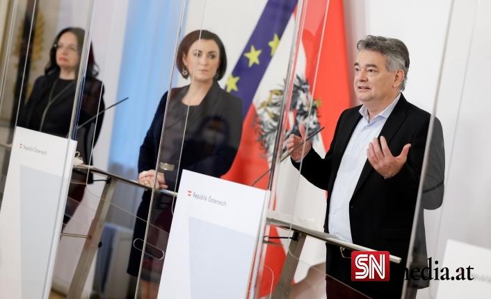 Avusturya Başbakan Yardımcısı Kogler: Odak noktamız sorumluluk