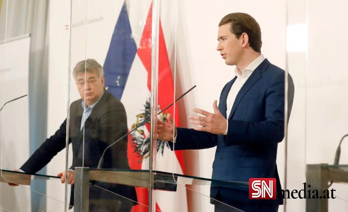 Avusturya'da serbest kalma testlerine muhalefetten abluka! Kilitlenme uzayacak mı?