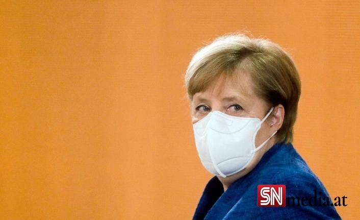 Merkel'den uyarı: Mutasyonu ciddiye almalıyız
