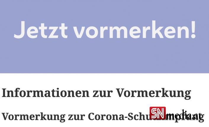 Viyana'da koronavirüs aşısı için 263 bin kişi kayıt oldu