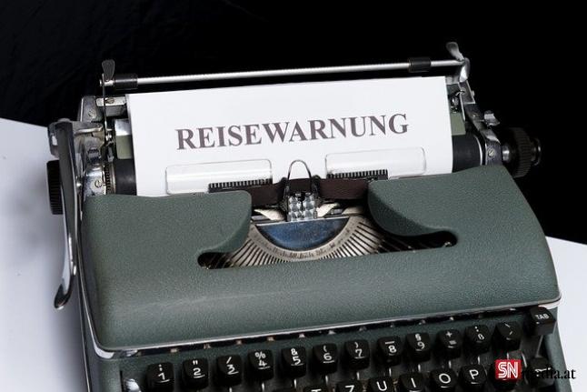 Avusturya içinde seyahat uyarısı duyuruldu