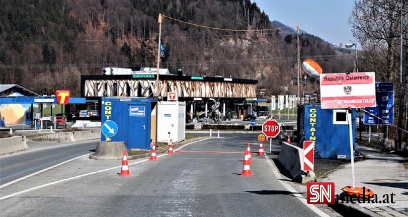 Avusturya tüm komşularıyla sınır kontrollerini sıkılaştırdı