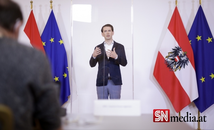 """Avusturya'da açılışlar için """"Paskalya"""" dönemi işaret edildi"""