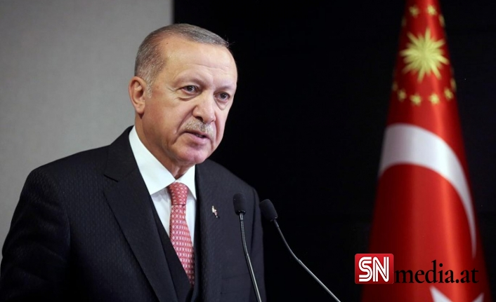 Cumhurbaşkanı Erdoğan: Batı dünyası zehirli bir sarmaşık gibi büyüyen tehdit karşısında önlem almıyor