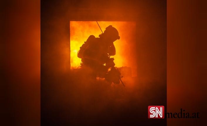 Graz'da çıkan yangında 1 kişi hayatını kaybetti, 6 kişi yaralandı