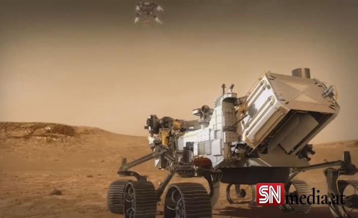 NASA için Salda'da araştırma yapan Prof. Dr. Balcı: Yaşamın izlerini bulmaya çok yakınız