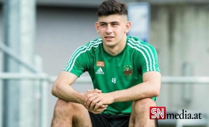Rapid Wien'deki 17 yaşındaki Türk futbolcu Yusuf Demir için transfer yarışı!