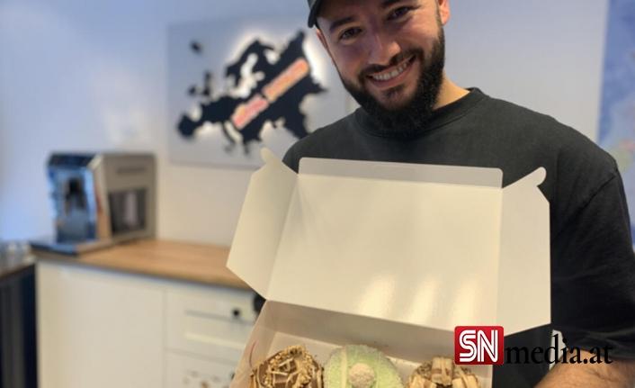 Türk gurbetçi küçük bir dükkanla başladı, Avrupa'da donut imparatoru oldu!