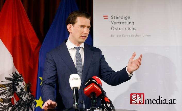 Avusturya Başbakanı Sebastian Kurz'tan vergi indirimi müjdesi