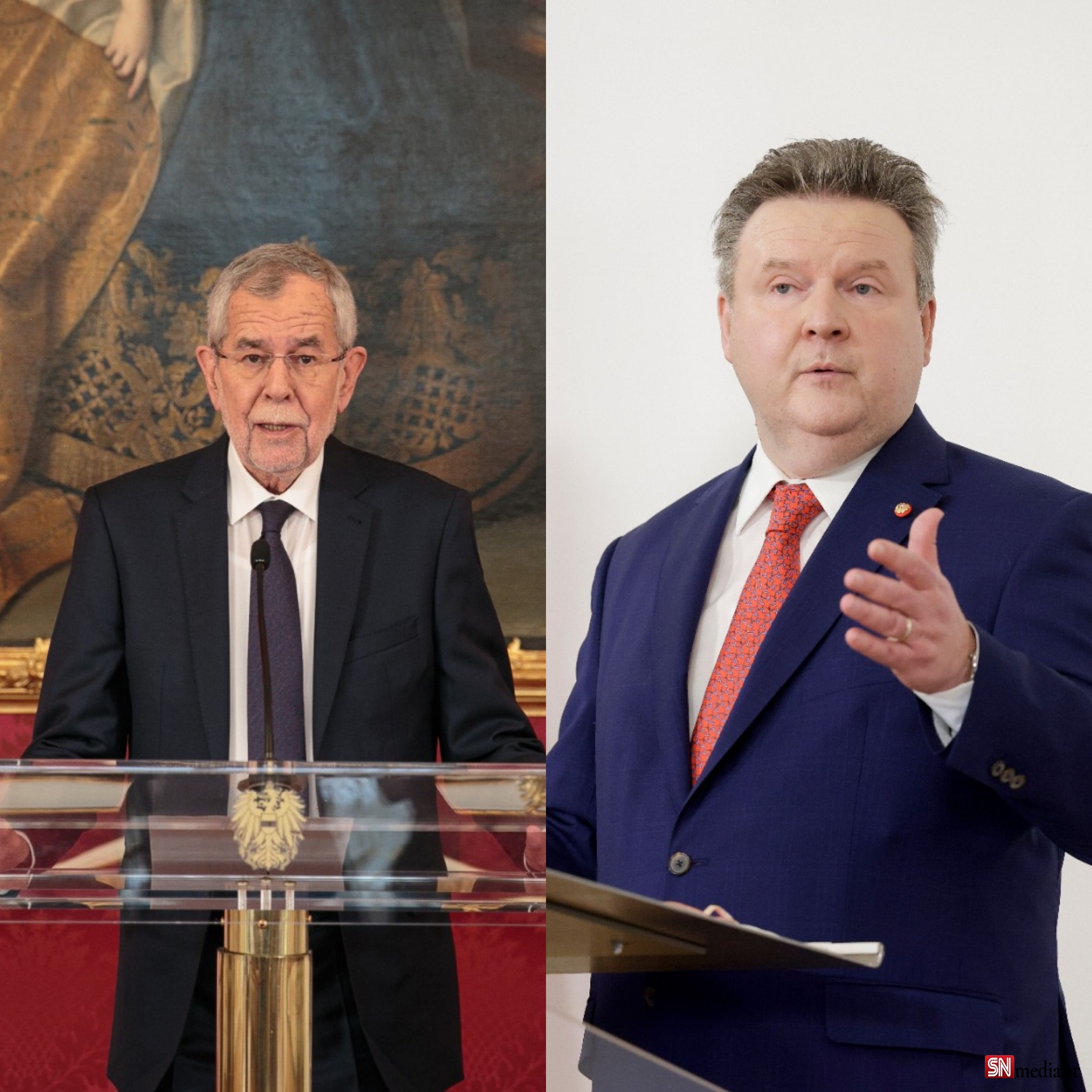 Avusturya Cumhurbaşkanı ve Viyana Belediye Başkanından bayram tebriği