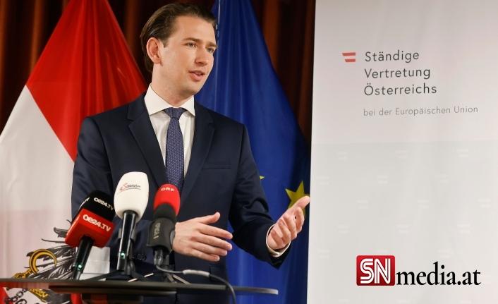 Başbakanı Kurz: Afgan mülteciler için Türkiye daha doğru yer