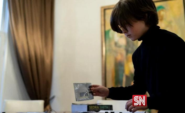 Belçika'da 11 yaşındaki 'dahi çocuk' üniversiteyi bitirdi