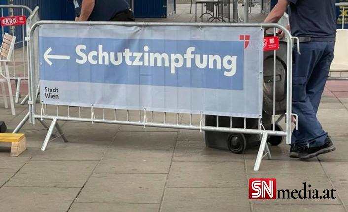 Viyana'ya sekiz aşı yeri daha açılıyor