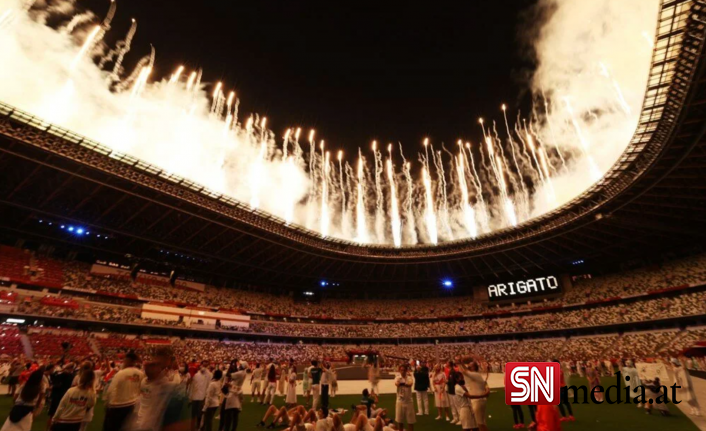 2020 Tokyo Olimpiyat Oyunları, resmen sona erdi (Türkiye, olimpiyat rekorunu kırdı)