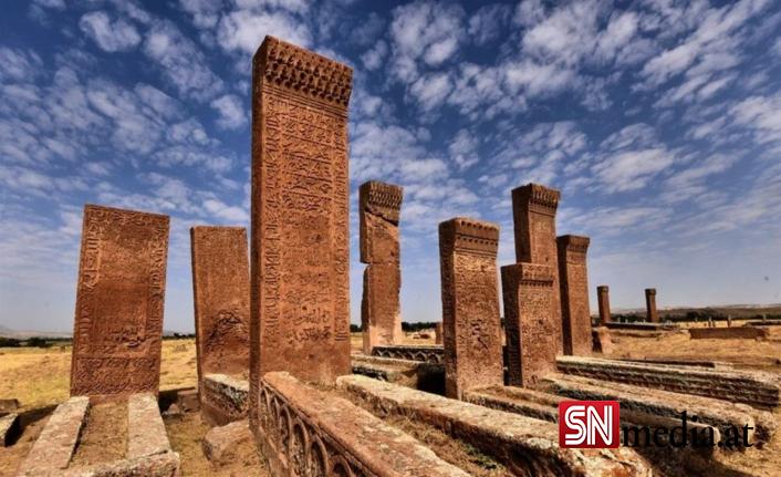Anadolu'nun Orhun Abideleri: Ahlat Selçuklu Meydan Mezarlığı