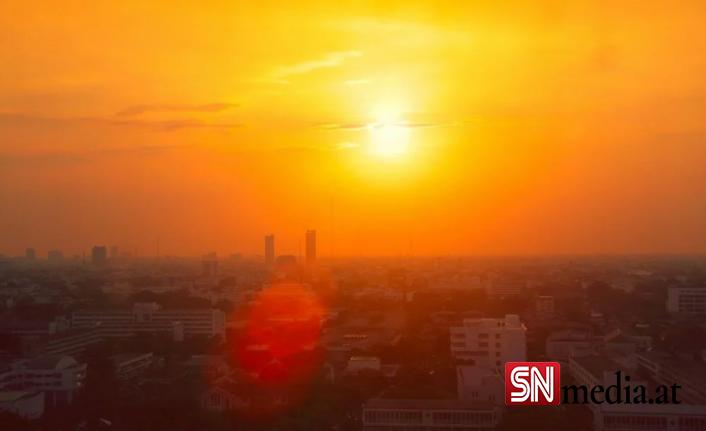 Avrupa kavruluyor! Son 30 Yılın en sıcak yazı