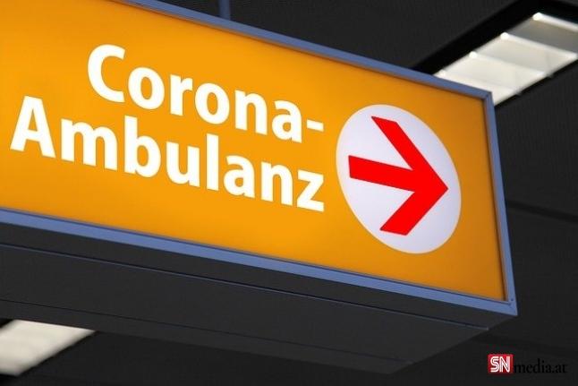 Avusturya'da korona vakaları hızla yükselmeye devam ediyor