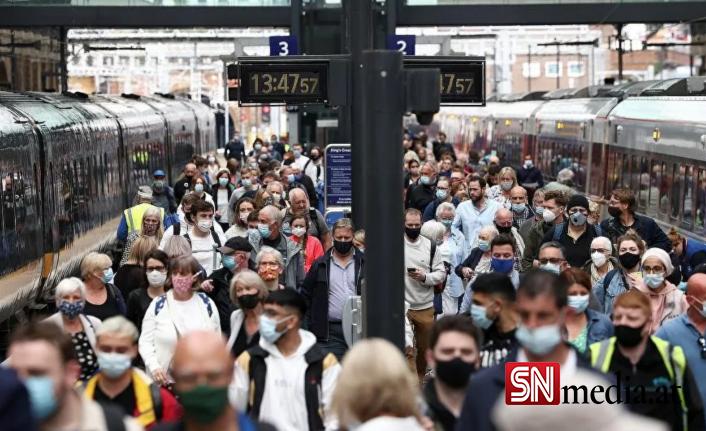 İngiltere'den 'süper varyant' uyarısı: Her üç kişiden biri ölebilir