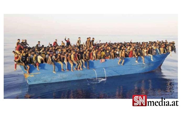 Libya'dan Avrupa'ya 'umut' yolculuğu: 500'den fazla sığınmacı ölümden döndü