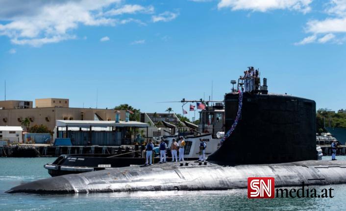 ABD-Fransa denizaltı krizi: Fransa Washington ve Canberra büyükelçilerini geri çağırdı