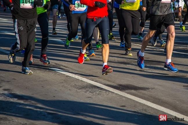Viyana maratonunda hedefe 100 metre kala trajedi ölüm