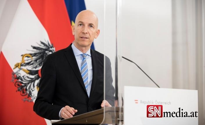 Avusturya Çalışma Bakanı Kocher'den dikkate alınması gereken önemli açıklamalar