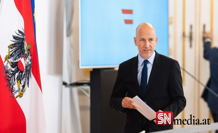 Avusturya çalışma bakanını sevindiren gelişme