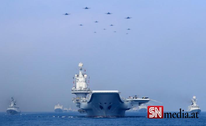 Çin resmi basını ABD'yi uyardı: Üçüncü dünya savaşı çıkar