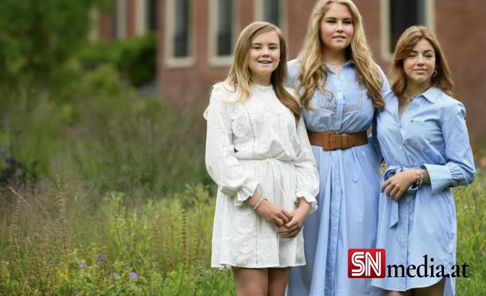 Hollanda'da Prenses Amalia bir kadınla evlenirse tahttan feragat etmeyecek