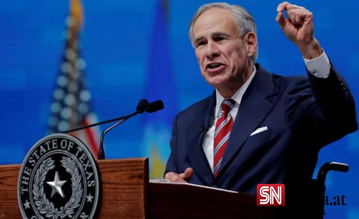 Texas'ın Cumhuriyetçi Valisi 'zorbalık' diyerek Covid-19 aşı zorunluluğunu yasakladı