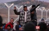Danimarka'da Suriyeli mültecilerin ülkelerine gönderilmesine karşı toplanan imzalar meclise sunuldu