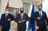 Yunanistan, Kıbrıs ve Mısır'dan Türkiye'ye kınama