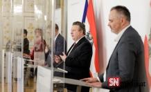 Avusturya'nın 'doğu kilitlenmesi' bir hafta uzatıldı