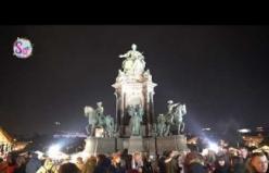 Viyana'da Noel Pazarları - Weihnachtsmarkt
