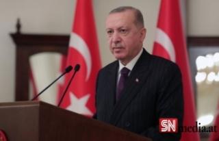 Cumhurbaşkanı Erdoğan: Avrupa ile ilişkileri rayına...