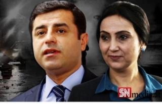 Kobani iddianamesi kabul edildi... Demirtaş ve Yüksekdağ'ın...