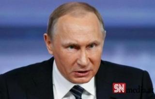 Putin'den Yunanistan'a net 'hayır!'