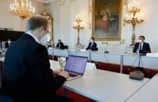Beklenen açıklama geldi: Avusturya adım adım açılıyor
