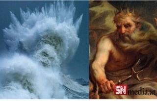Bin yıllar öncesinde inanılırdı... Böyle ortaya...