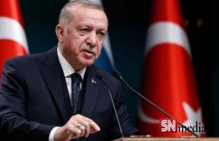 Erdoğan'dan Boğaziçi tepkisi: Öğrenci misiniz...