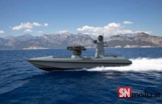 İlk silahlı insansız deniz aracı ULAQ, Mavi Vatan...