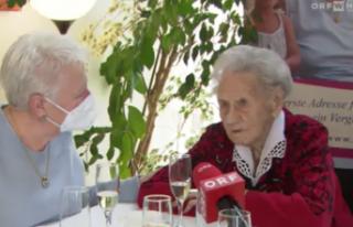 Viyanalı kadın 2 dünya savaşını gördü, koronayı...