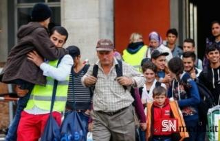 Avrupa'da her 4 kişiden biri göçmen kökenli