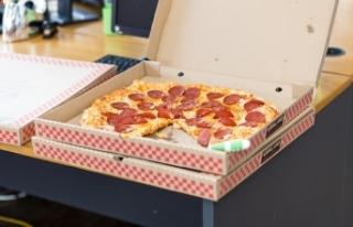 Avrupa'da garip rehine olayı: Pizza geldi, kriz...