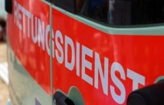 Avusturya'da 40,7 ateşi olan kanser hastası ambulansa...