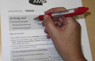 Avusturya'da işsizlik rakamları düşmeye devam...